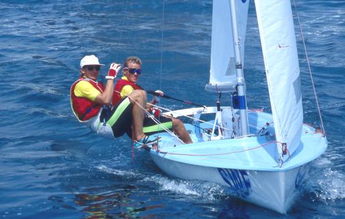 OS segling Urban Magnus