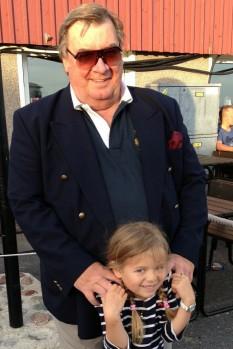 grandpa and Anja
