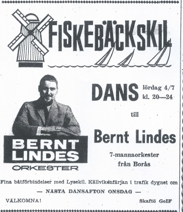 Annons 1964 3 juli
