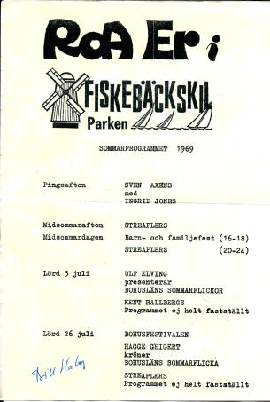 program 1969