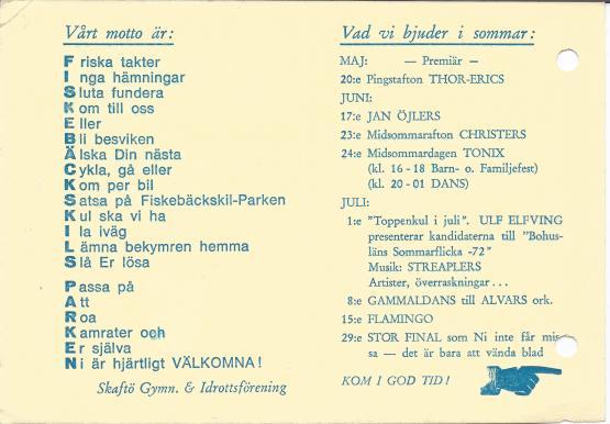 program 1972 1