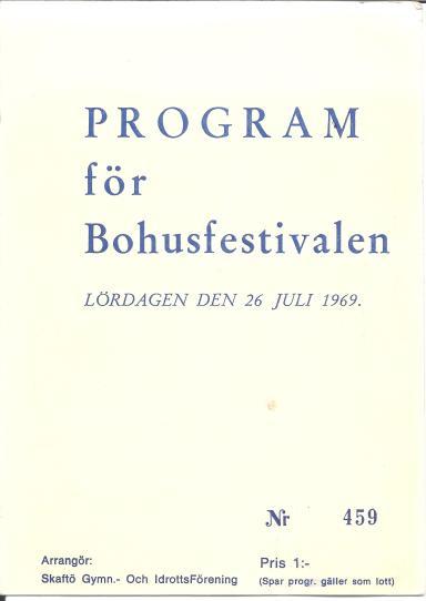 Program fram