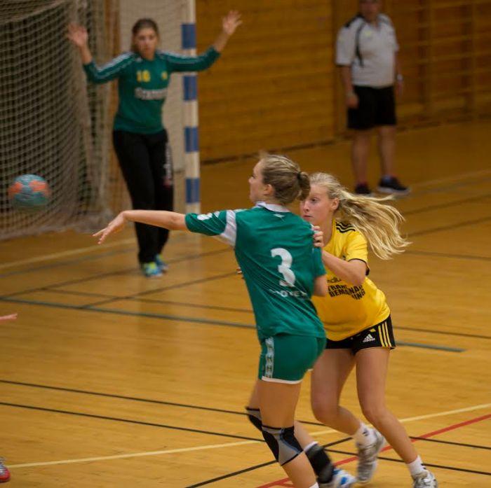 Träningsturnering med Sävehof