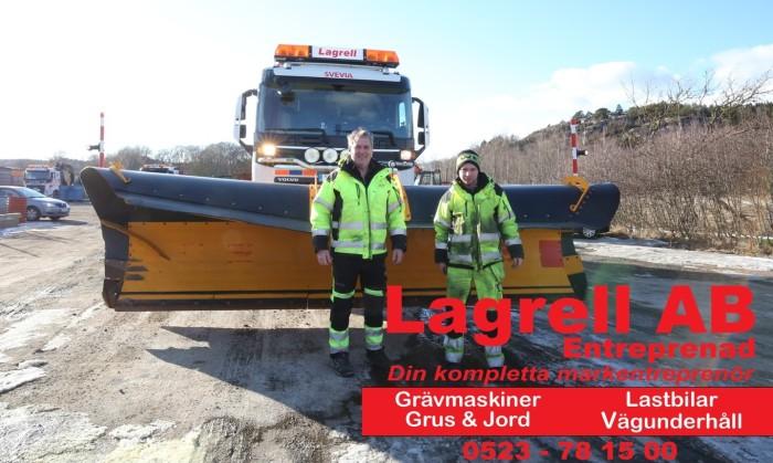 Logga Lagrell annons